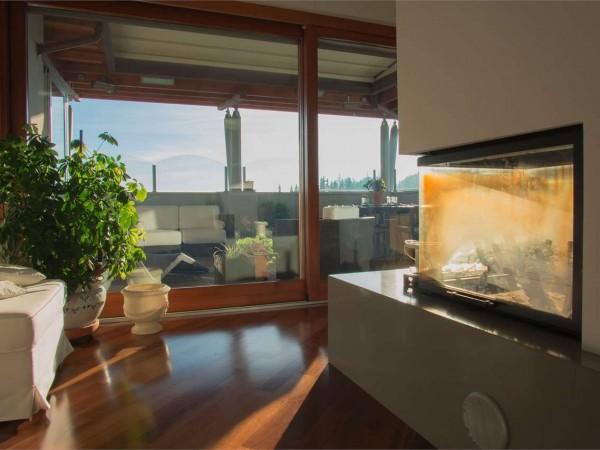 Appartamento in vendita a Perugia, San Marco, Con giardino, 277 mq - Foto 16