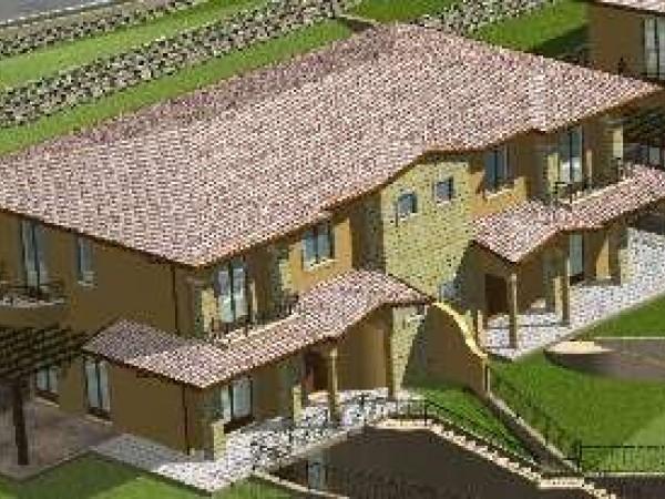 Casa indipendente in vendita a Corciano, Chiugiana, Con giardino, 220 mq - Foto 2