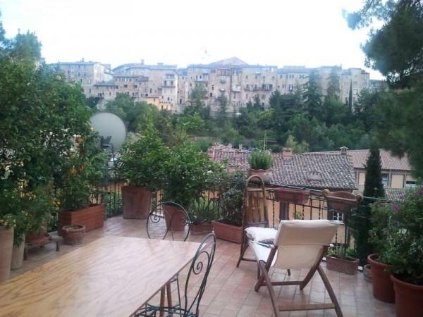 Appartamento in vendita a Perugia, Centro Storico, Con giardino, 200 mq - Foto 1