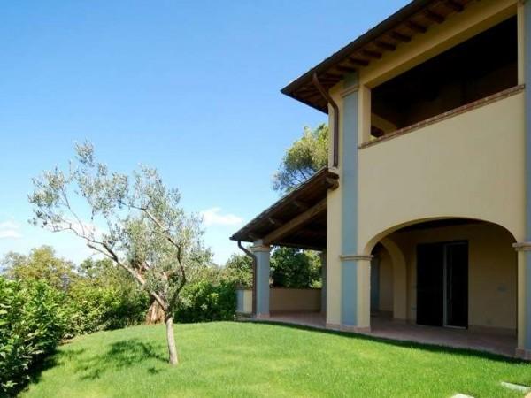 Casa indipendente in vendita a Corciano, Solomeo, Con giardino, 155 mq - Foto 7