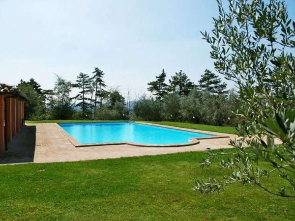 Casa indipendente in vendita a Corciano, Solomeo, Con giardino, 155 mq - Foto 2