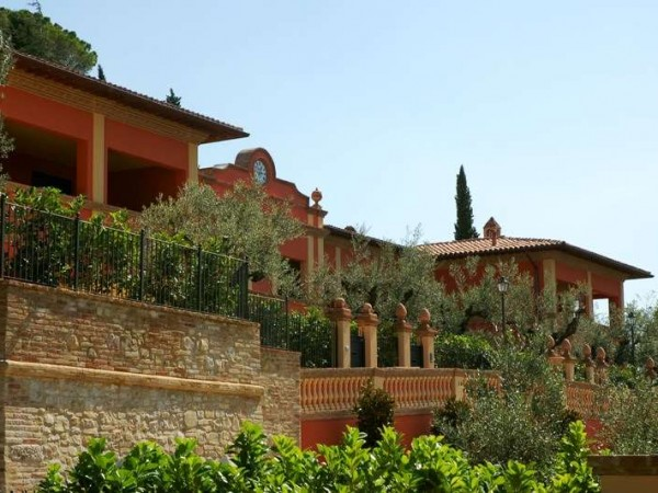 Casa indipendente in vendita a Corciano, Solomeo, Con giardino, 155 mq - Foto 8
