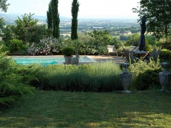 Villa in vendita a Perugia, Via Assisana, Con giardino, 380 mq