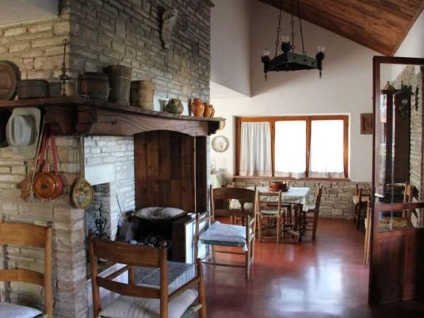 Villa in vendita a Passignano sul Trasimeno, Castel Rigone, Con giardino, 80 mq
