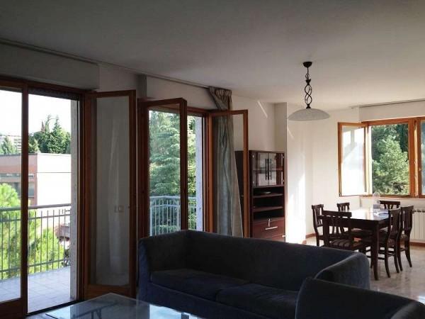 Appartamento in vendita a Perugia, Campo Di Marte, 115 mq