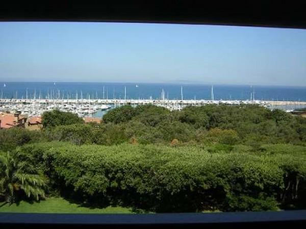 Appartamento in vendita a Castiglione della Pescaia, Punta Ala, Arredato, con giardino, 54 mq - Foto 4