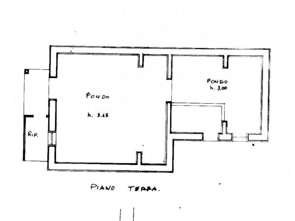 Casa indipendente in vendita a Deruta, Santangelo Di Celle, Con giardino, 130 mq - Foto 3