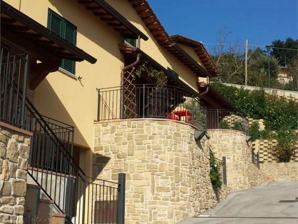 Villa in vendita a Perugia, Cenerente, Con giardino, 250 mq - Foto 19
