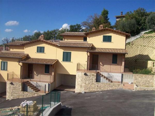 Villa in vendita a Perugia, Cenerente, Con giardino, 250 mq - Foto 10