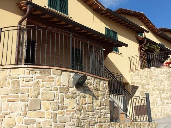 Villa in vendita a Perugia, Cenerente, Con giardino, 250 mq - Foto 20