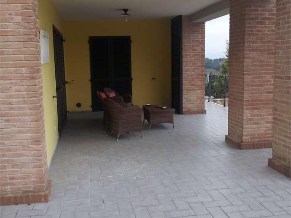Villa in vendita a Perugia, Prepo, Arredato, con giardino, 350 mq - Foto 7