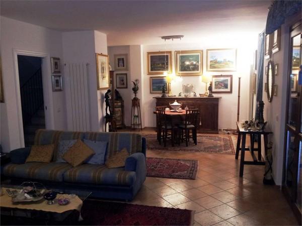 Villa in vendita a Perugia, Prepo, Arredato, con giardino, 350 mq