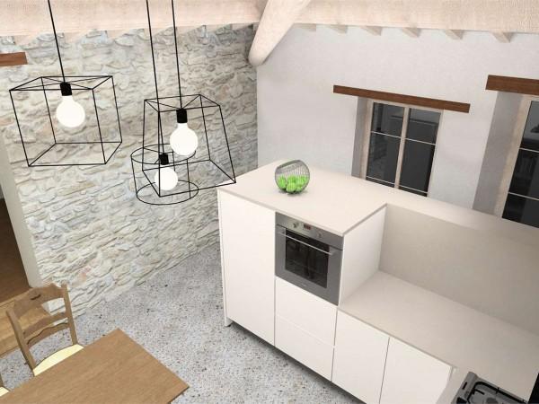 Rustico/Casale in vendita a Corciano, Mantignana, Con giardino, 170 mq - Foto 2
