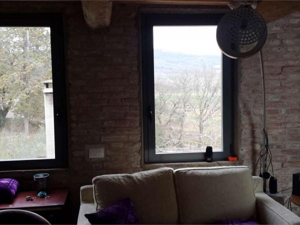 Rustico/Casale in vendita a Corciano, Mantignana, Con giardino, 170 mq - Foto 13