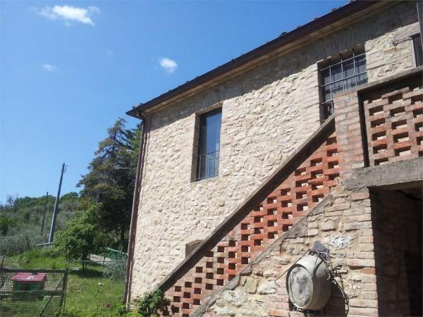Rustico/Casale in vendita a Corciano, Mantignana, Con giardino, 170 mq - Foto 14