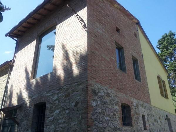 Rustico/Casale in vendita a Corciano, Mantignana, Con giardino, 170 mq - Foto 1