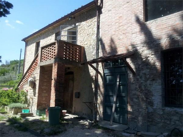 Rustico/Casale in vendita a Corciano, Mantignana, Con giardino, 170 mq - Foto 12