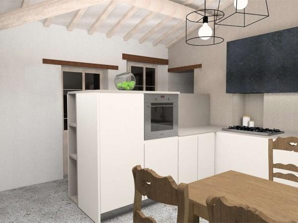 Rustico/Casale in vendita a Corciano, Mantignana, Con giardino, 170 mq - Foto 6