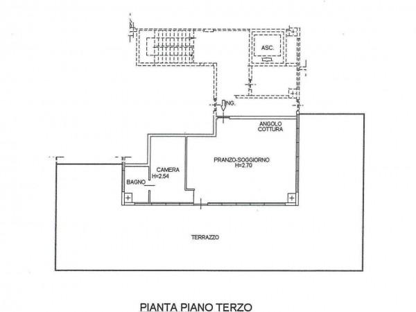 Appartamento in vendita a Perugia, Ponte San Giovanni, Arredato, 75 mq - Foto 2