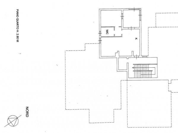 Appartamento in vendita a Fano, Arredato, con giardino, 60 mq - Foto 3