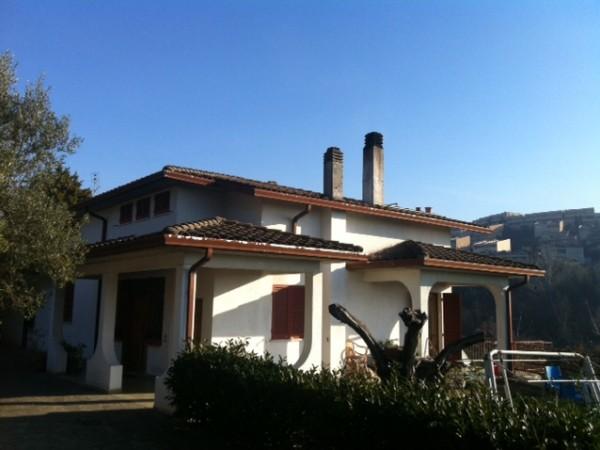 Villa in vendita a Perugia, San Marco, Con giardino, 400 mq