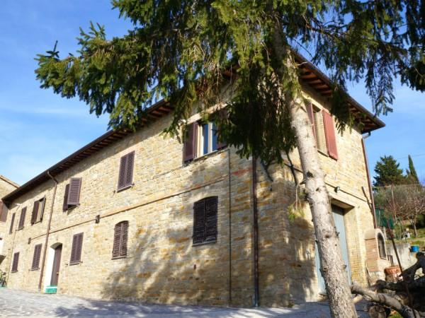 Appartamento in vendita a Assisi, San Fortunato, 220 mq