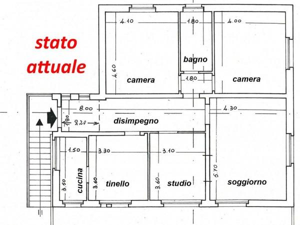 Villa in vendita a Perugia, Ferro Di Cavallo, Con giardino, 260 mq - Foto 25