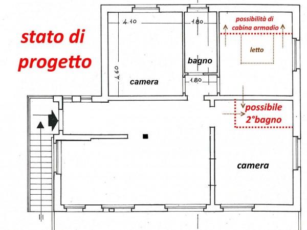 Villa in vendita a Perugia, Ferro Di Cavallo, Con giardino, 260 mq - Foto 24