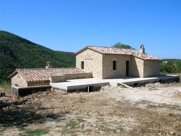 Rustico/Casale in vendita a Todi, Con giardino, 290 mq - Foto 2