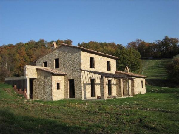 Rustico/Casale in vendita a Todi, Con giardino, 290 mq