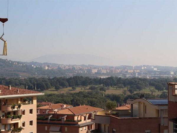 Quadrilocale in vendita a Corciano, San Mariano, Con giardino, 105 mq - Foto 17