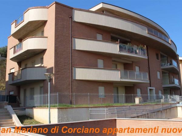 Quadrilocale in vendita a Corciano, San Mariano, Con giardino, 105 mq - Foto 2
