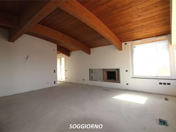 Appartamento in vendita a Corciano, San Mariano, Con giardino, 150 mq - Foto 22