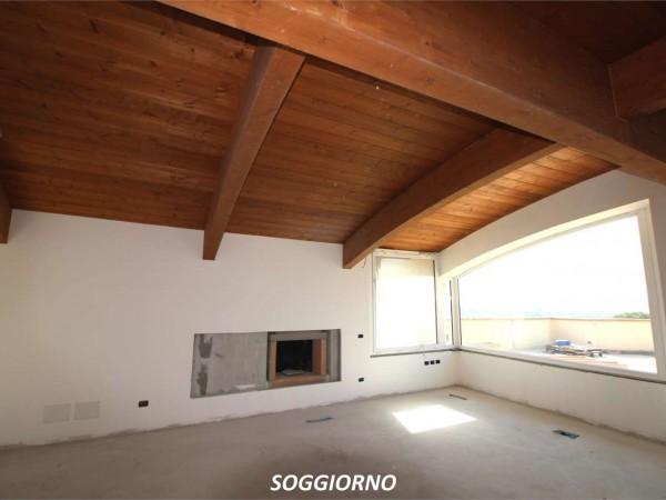 Appartamento in vendita a Corciano, San Mariano, Con giardino, 150 mq - Foto 23