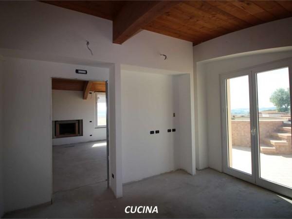 Appartamento in vendita a Corciano, San Mariano, Con giardino, 150 mq - Foto 20