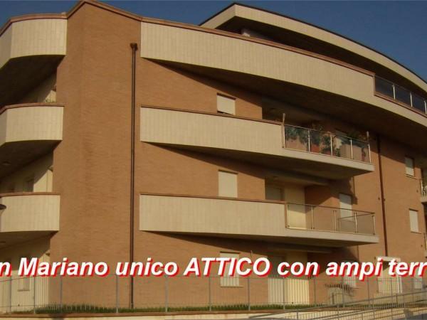 Appartamento in vendita a Corciano, San Mariano, Con giardino, 150 mq - Foto 1