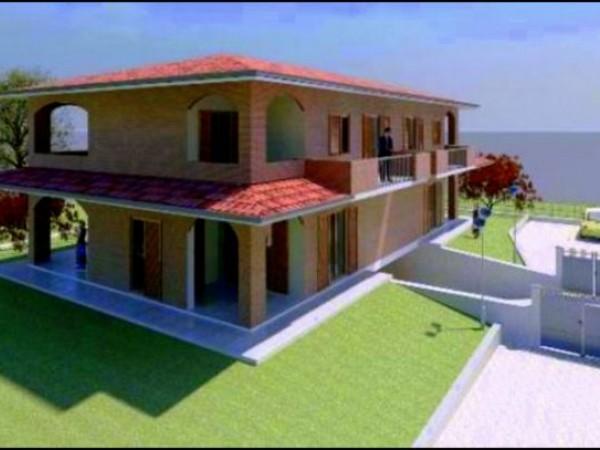 Villa in vendita a Corciano, Mantignana, 130 mq