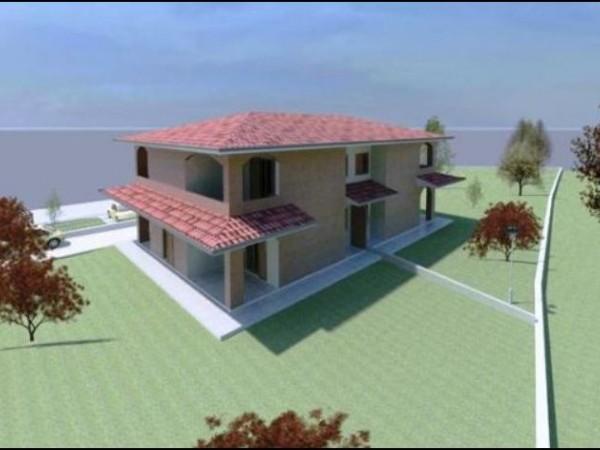 Villa in vendita a Corciano, Mantignana, 130 mq - Foto 3