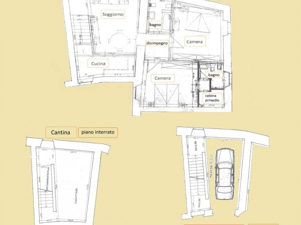 Quadrilocale in vendita a Todi, 100 mq - Foto 5