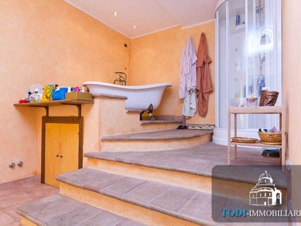 Villa in vendita a Todi, Todi - Frazione, Con giardino, 450 mq - Foto 4