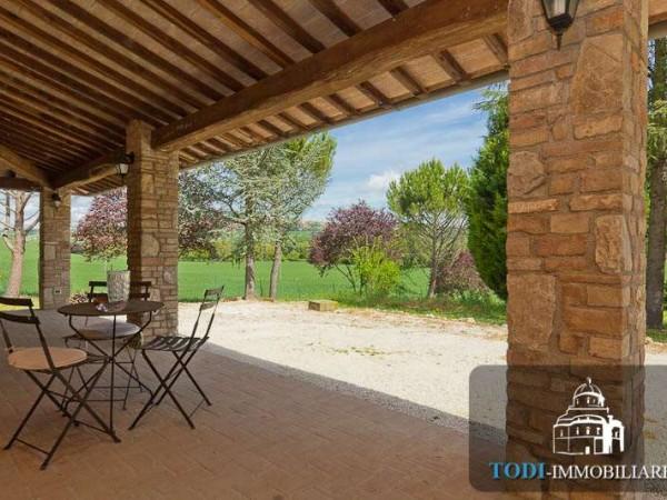 Villa in vendita a Todi, Todi - Frazione, Con giardino, 450 mq - Foto 11