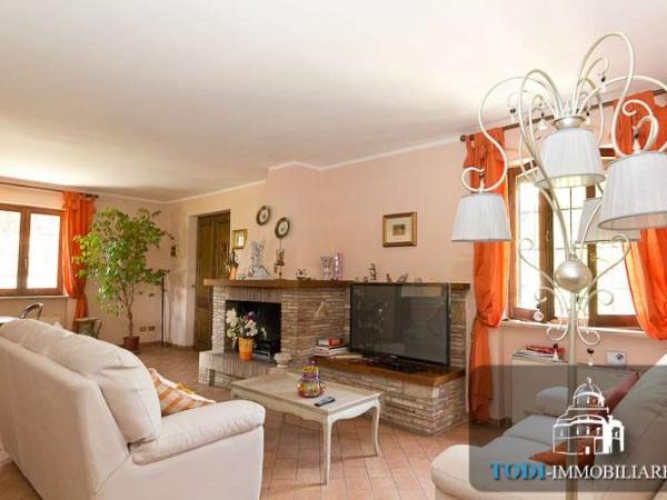 Villa in vendita a Todi, Todi - Frazione, Con giardino, 450 mq - Foto 10