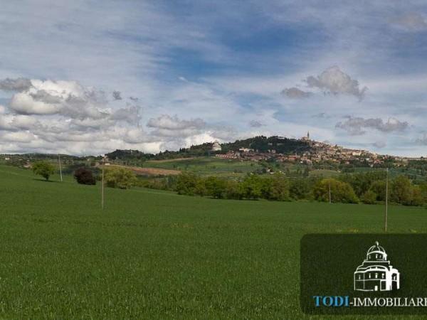 Villa in vendita a Todi, Todi - Frazione, Con giardino, 450 mq - Foto 2