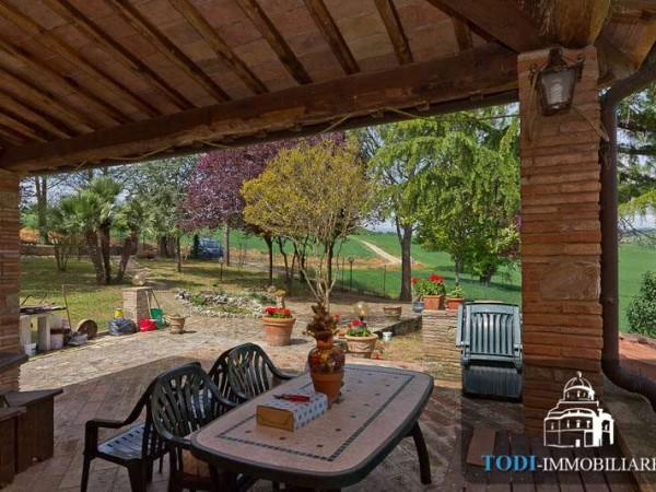 Villa in vendita a Todi, Todi - Frazione, Con giardino, 450 mq - Foto 8