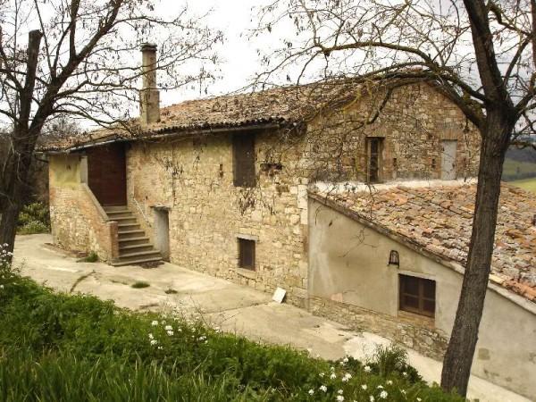 Rustico/Casale in vendita a Todi, Todi - Frazione, Con giardino, 300 mq