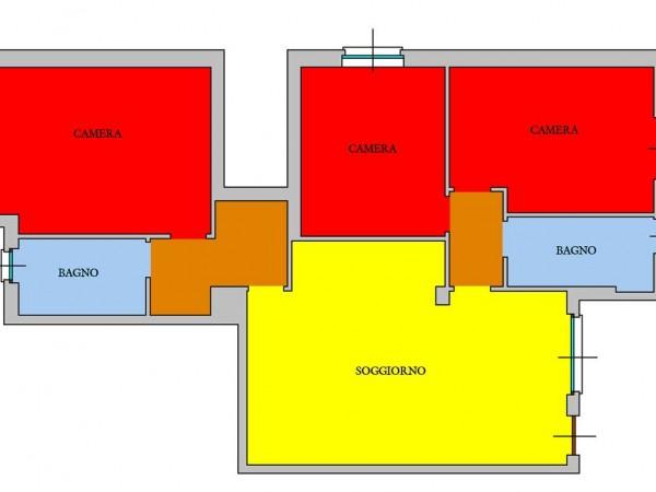 Appartamento in vendita a Todi, Con giardino, 60 mq - Foto 4