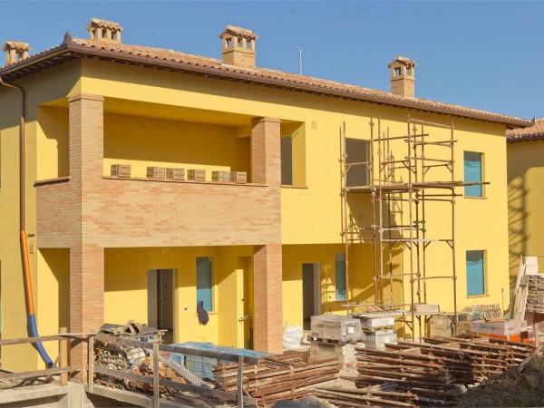 Appartamento in vendita a Todi, Con giardino, 60 mq