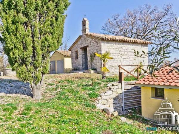 Rustico/Casale in vendita a Todi, Con giardino, 200 mq - Foto 7