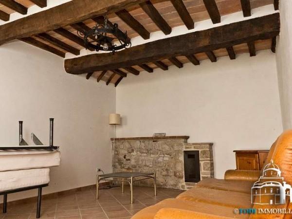 Rustico/Casale in vendita a Todi, Con giardino, 200 mq - Foto 5