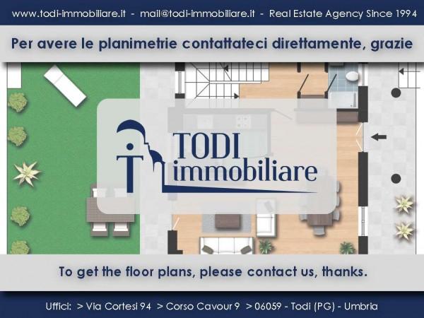 Rustico/Casale in vendita a Todi, Con giardino, 200 mq - Foto 2